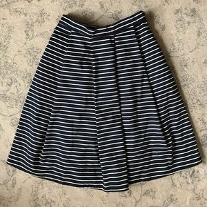 HOLLY & WHYTE Stripped Skirt